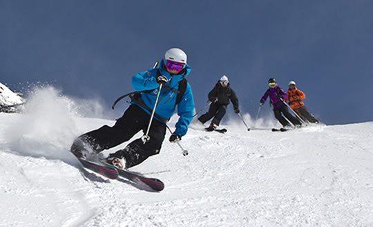 Get Fit For The Season - InTheSnow   Ski Magazine