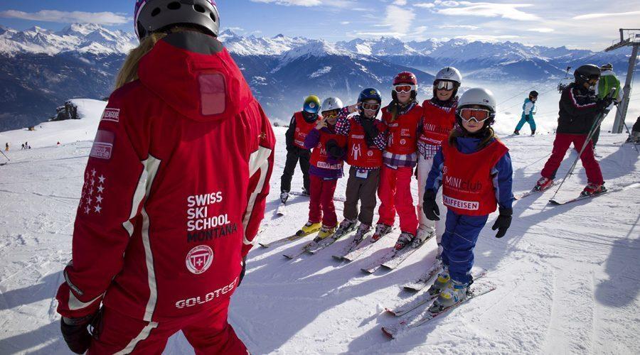 Crans Montana, Switzerland - InTheSnow | Ski Resorts