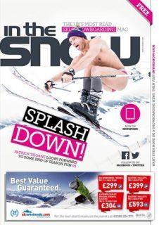 Issue 31 - InTheSnow | SnowSports Magazine
