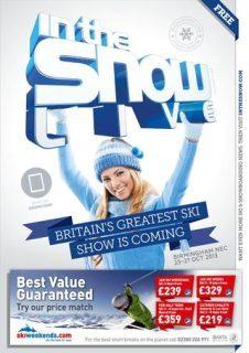 Issue 29 - InTheSnow | SnowSports Magazine