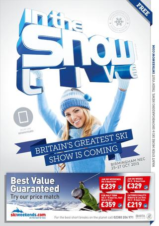 Issue 29 - InTheSnow | SnowSports Magazine