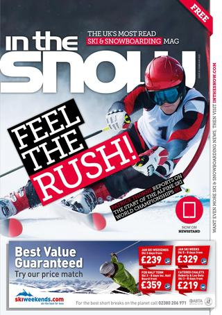 Issue 30 - InTheSnow | SnowSports Magazine