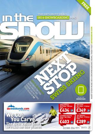 Issue 28 - InTheSnow | SnowSports Magazine