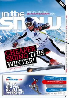 Issue 26 - InTheSnow | SnowSports Magazine
