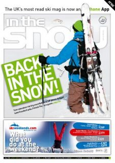 Issue 25 - InTheSnow | SnowSports Magazine