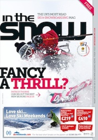 Issue 33 - InTheSnow | SnowSports Magazine