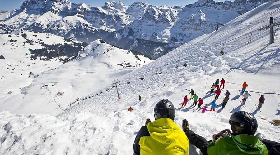 Skiing Through The Doors Of The Sun - InTheSnow | Ski Magazine