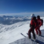 OFF-PISTE IN KLOSTERS
