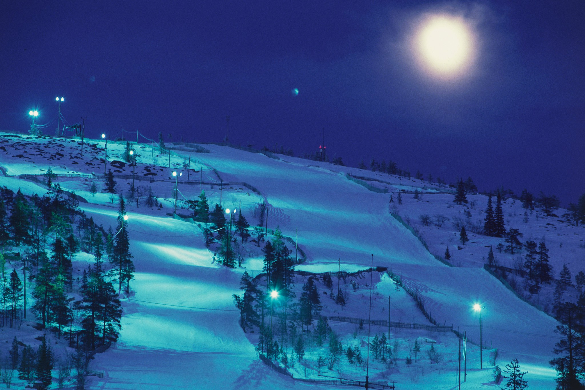 Finland S Popularity Grows For Skiers Inthesnow