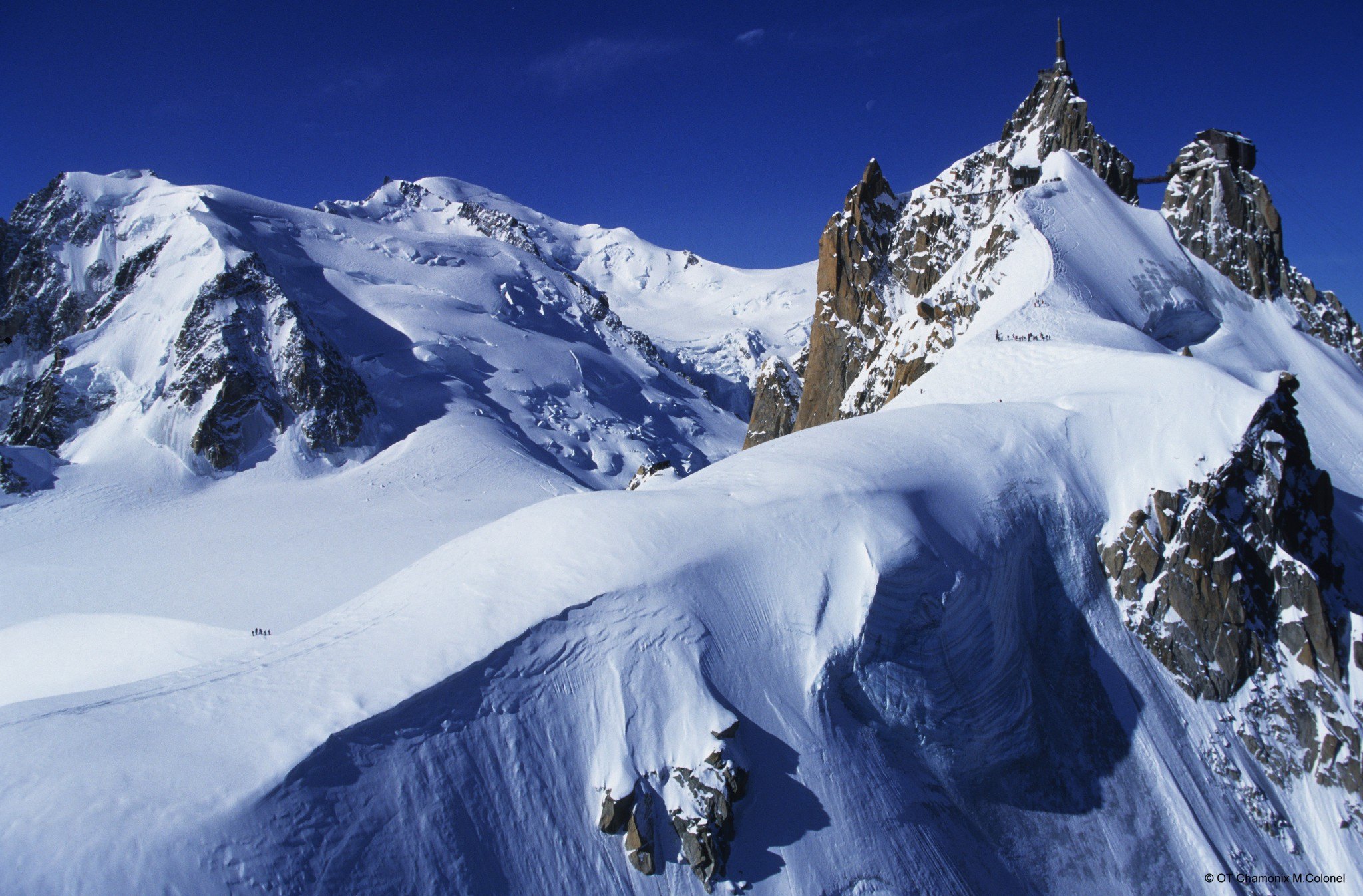 Work underway on new chamonix gondola inthesnow - Chamonix mont blanc office du tourisme ...