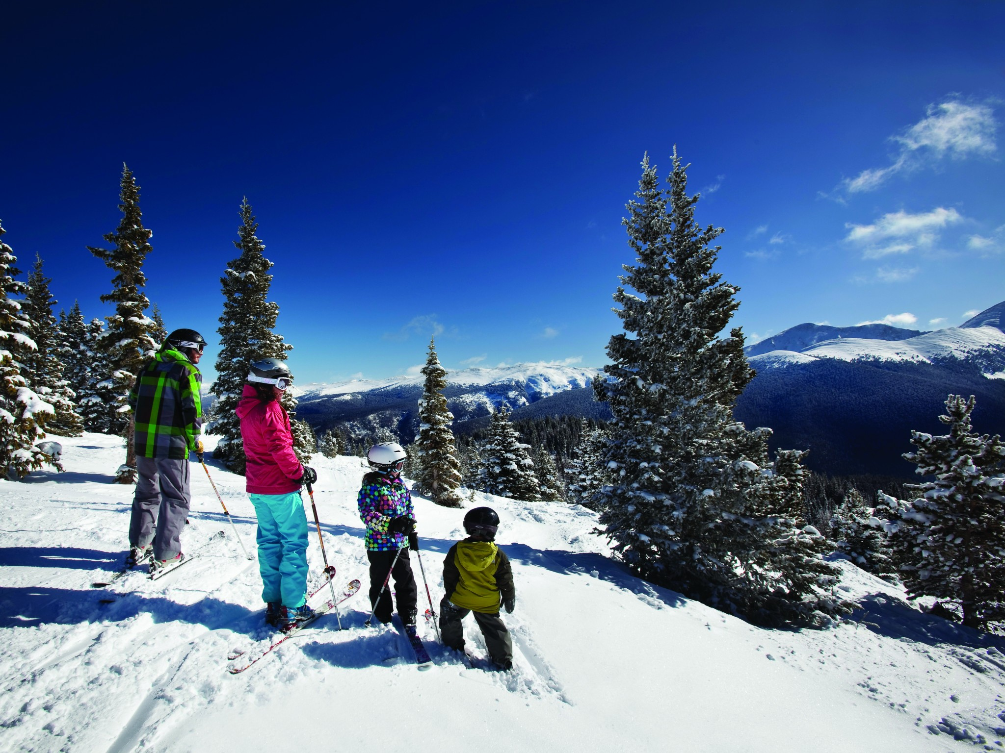The Family Ski Holiday  How To Get It Right  InTheSnow