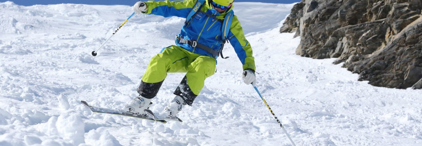 Freeride - Going Open on your Skis