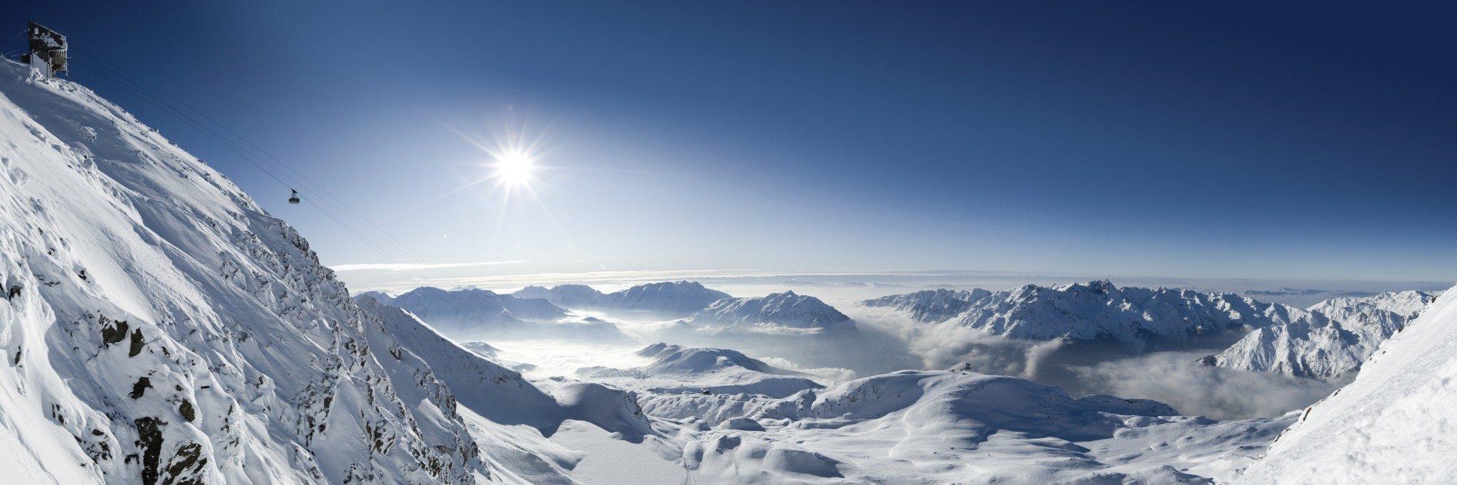 Credit : L. Salino - Alpe d'Huez Tourisme