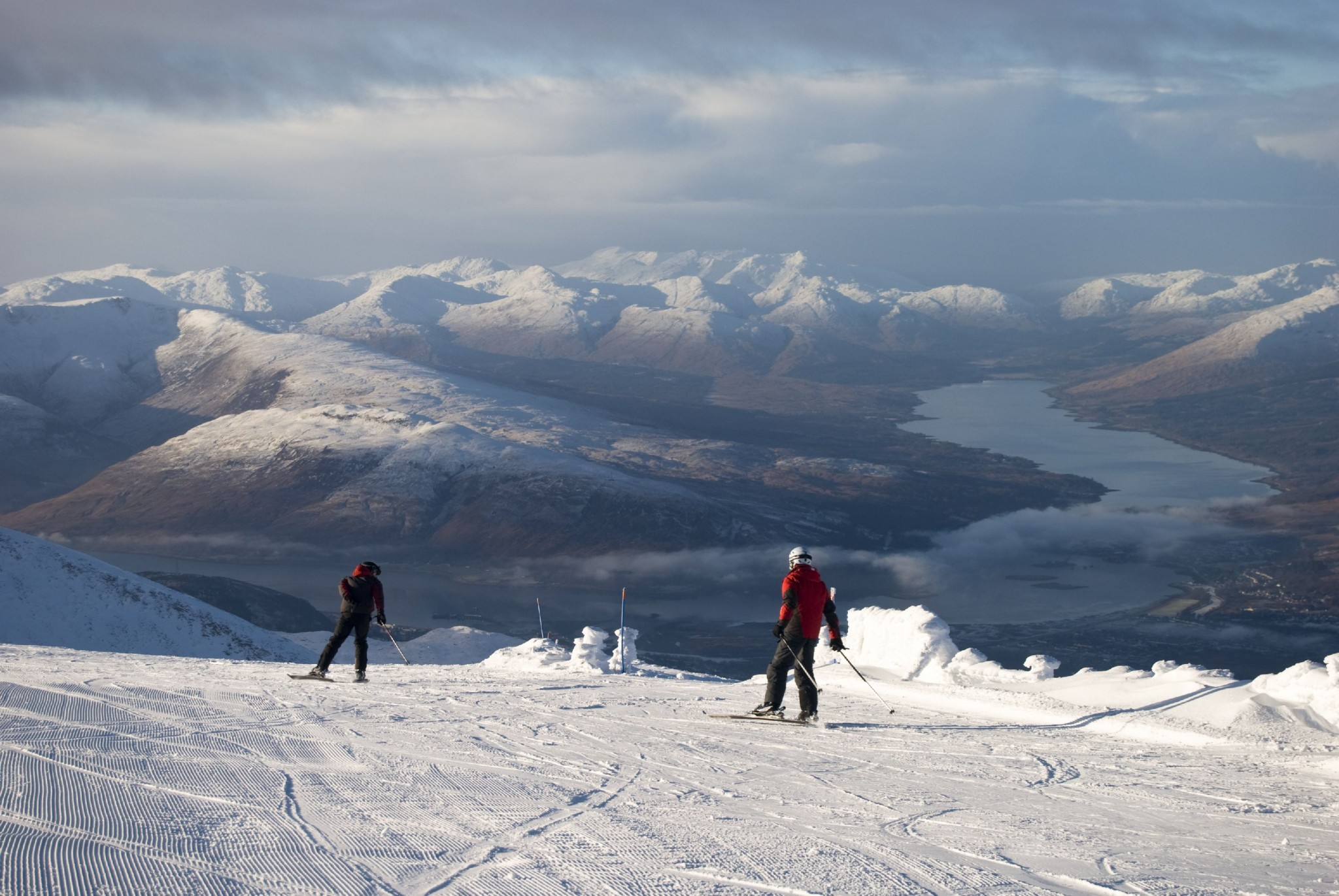 skiing in scotland - where and how to ski in scotland