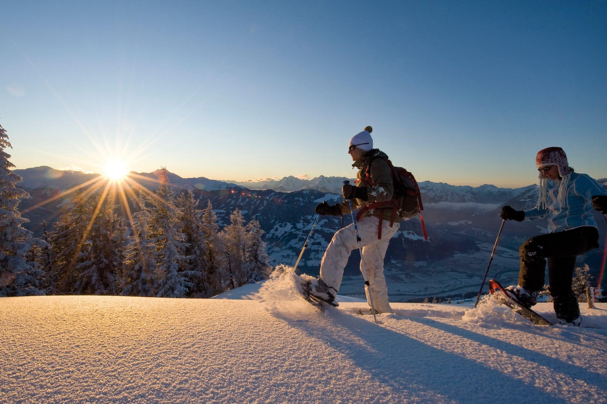Ski Juwel Snowshoeing in Alpbach (c) Alpbachtal Seenland