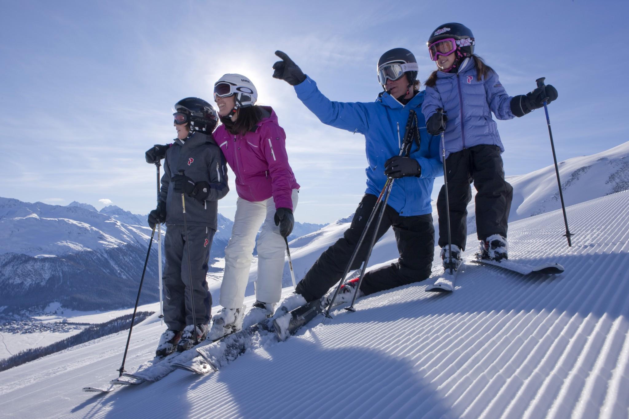 Earlier Opening And New Ski Safari at St MoritzCREDITSwissImageAndChristof Sonderegger (2)