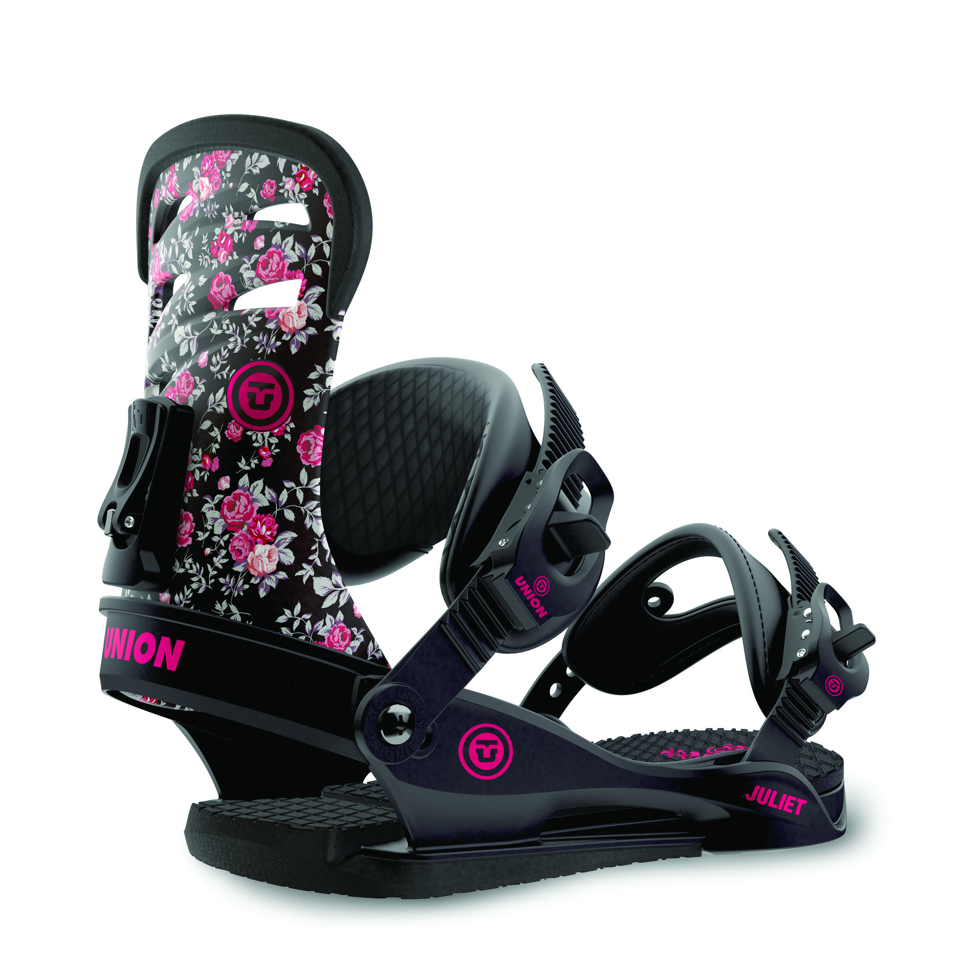 Union Juliet Snowboard Binding – Black