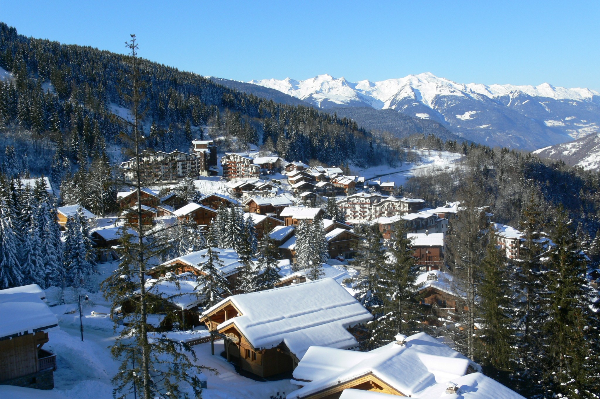 The Affordable Resort In The 3 Valleys | InTheSnow