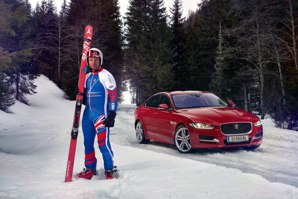 Der schnellste Mann auf Skiern Graham Bell
