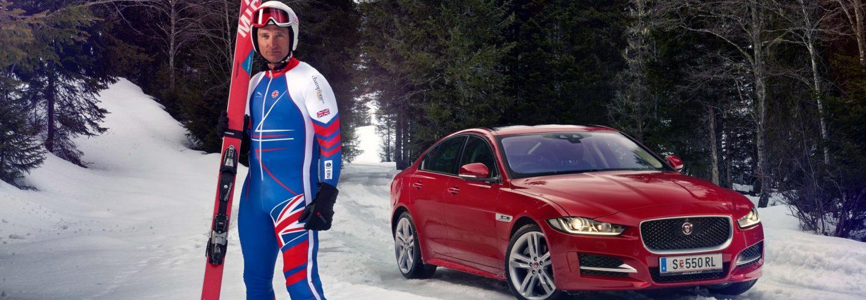Fastest Man on Skis Graham Bell