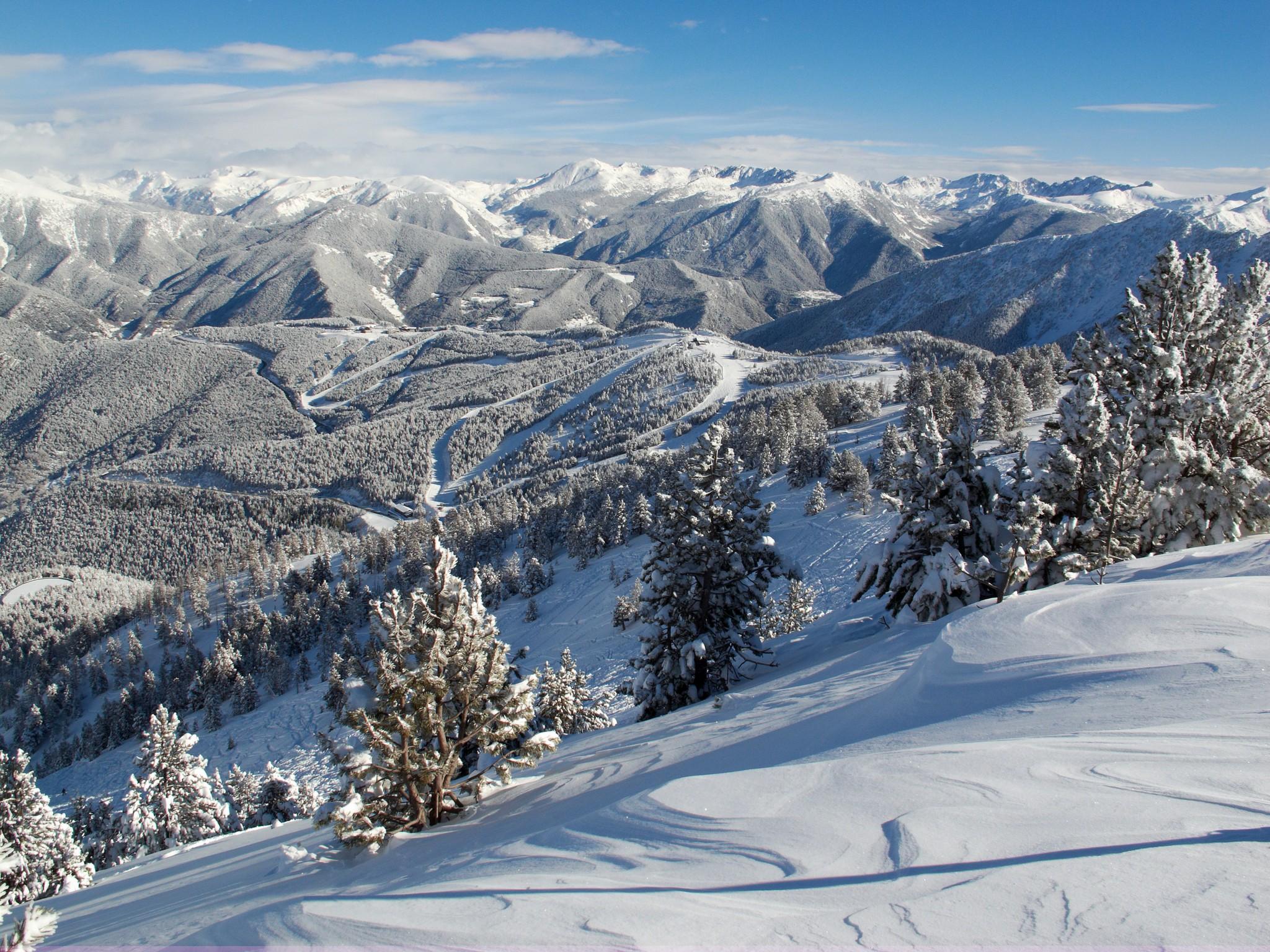 Frances Best Kept Secrets  Five Great French Ski Resorts