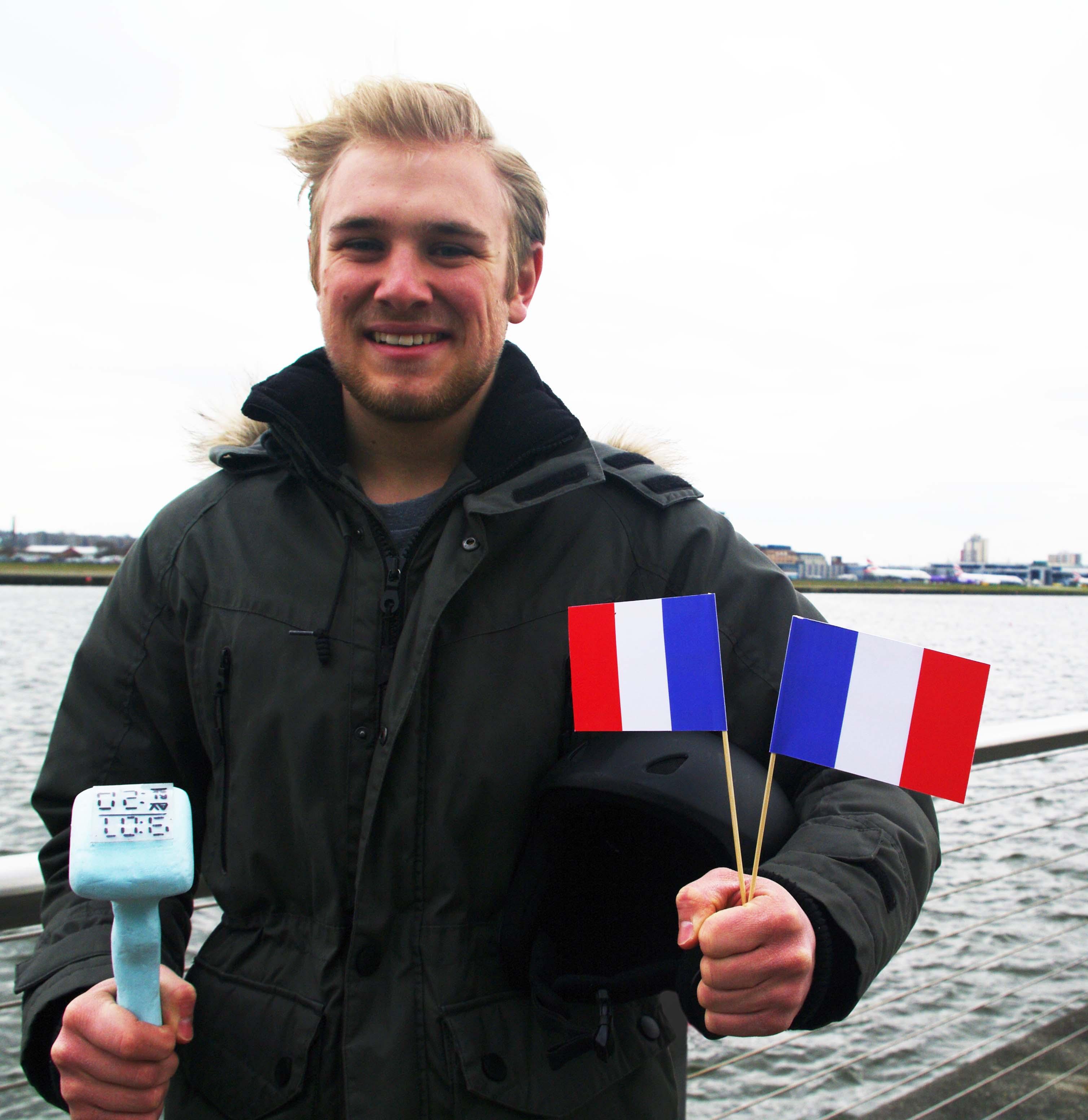 Ski inventor Charlie