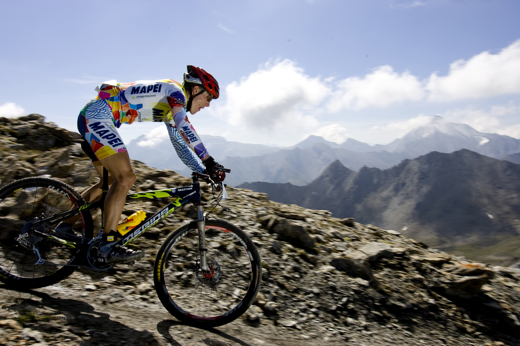Location: Ischgl (Austria) Ironbike 2007 Photo: Marco Toniolo