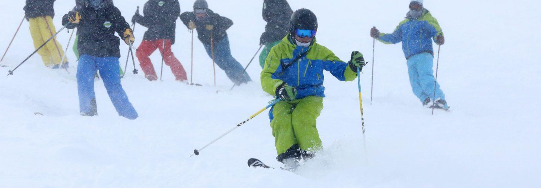 How To Get Job Ski Instructor Park City