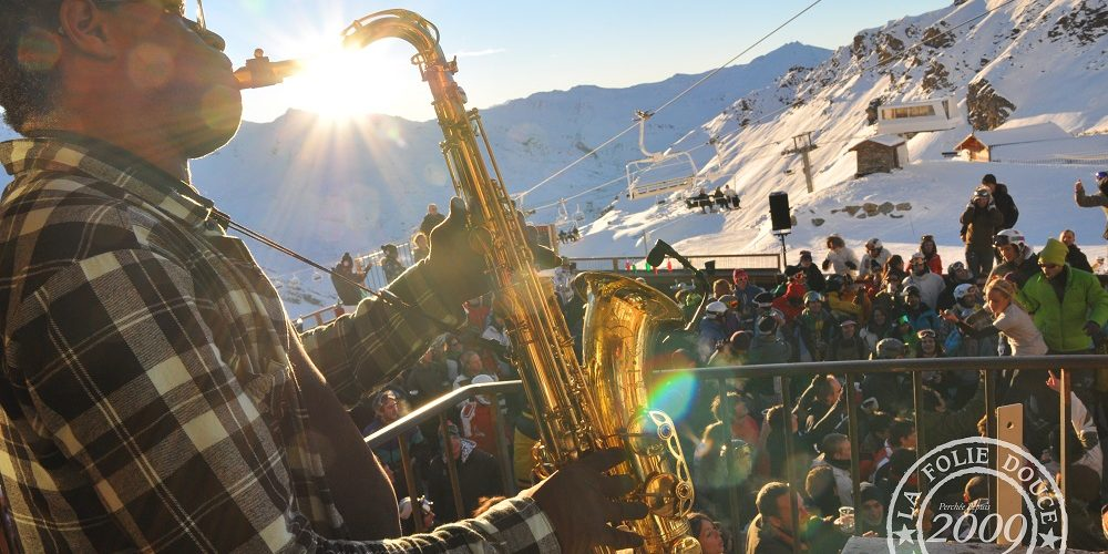 Val Thorens Opening