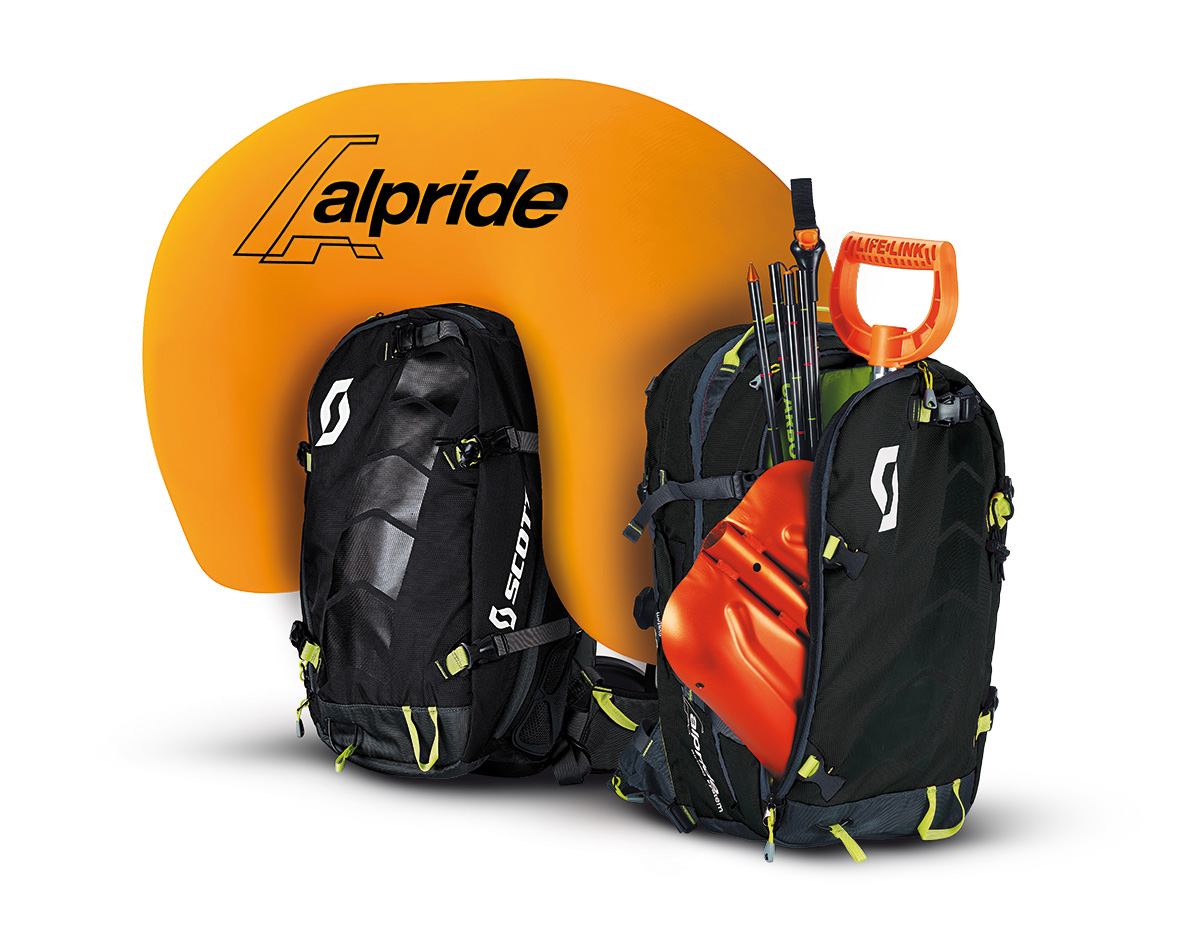 gear how do avalanche airbag backpacks work inthesnow. Black Bedroom Furniture Sets. Home Design Ideas