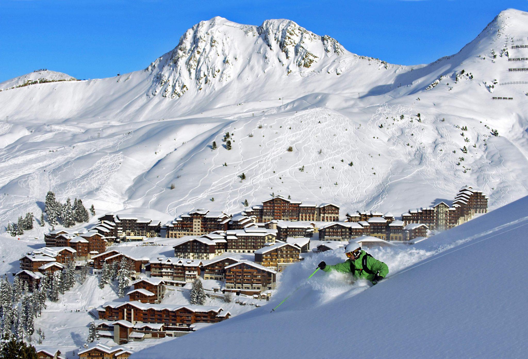 world's biggest ski resort operator increases revenue from lift