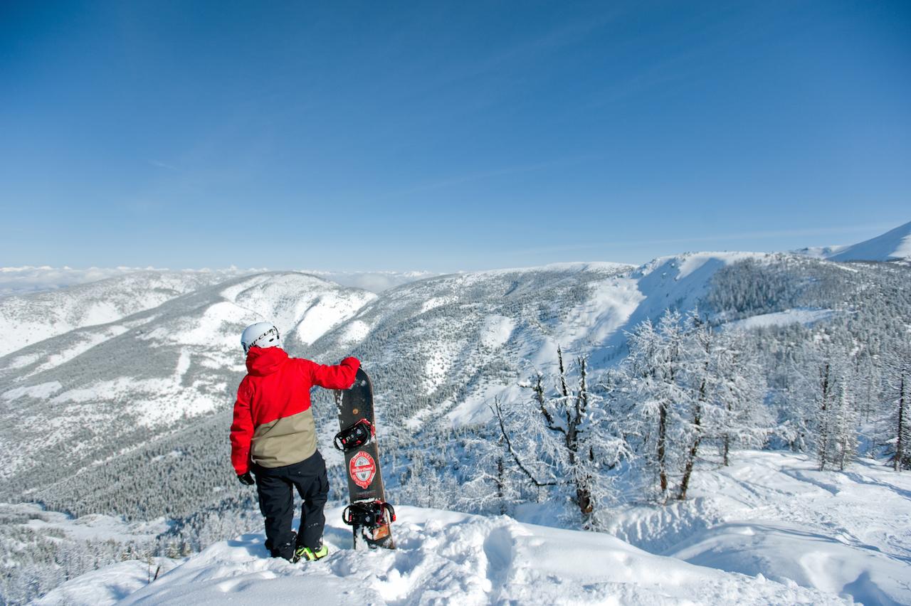 panorama ski area adds expert terrain inthesnow