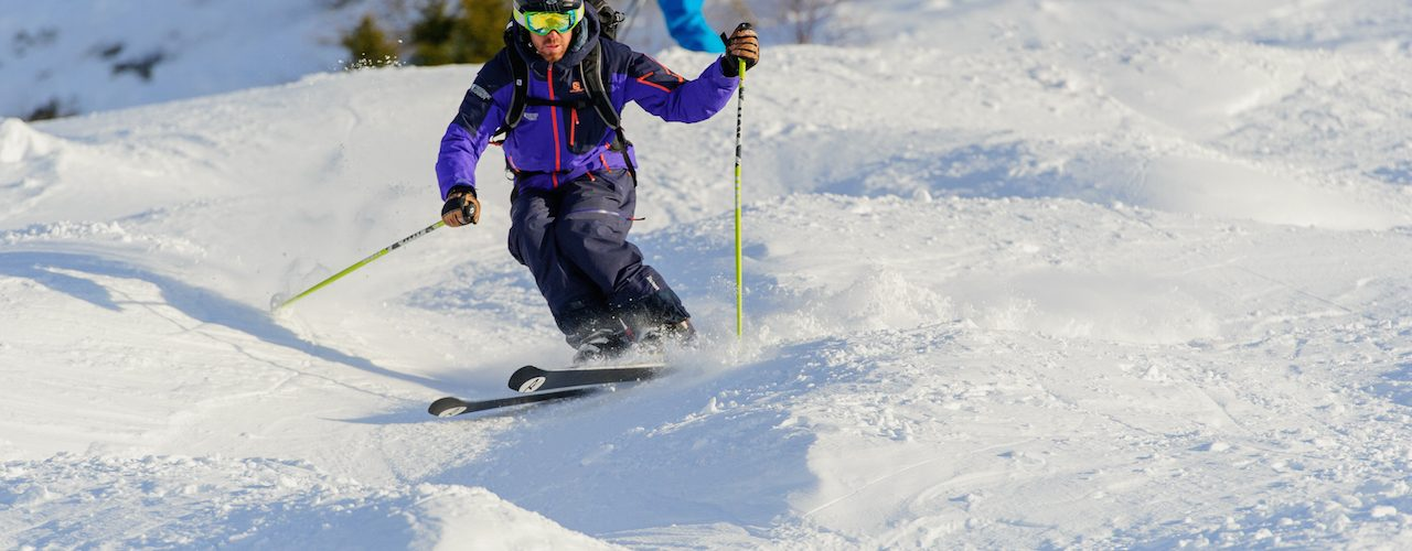 Learning to Ski Bumps - How to ski bumps