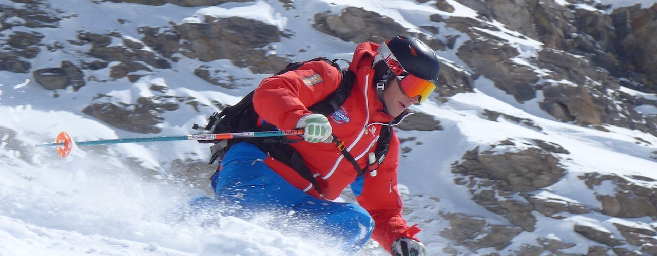 Where's your focus? The importance of focus in skiing