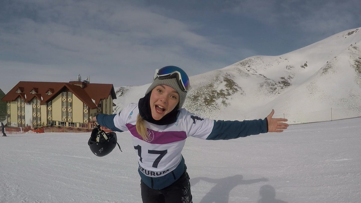 Ellie Soutter Wins Snowboard Bronze At Youth Olympics