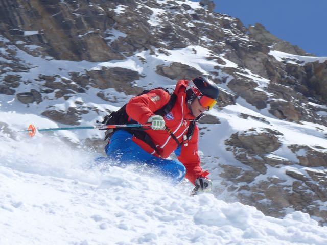 Safe Off-Piste Skiing