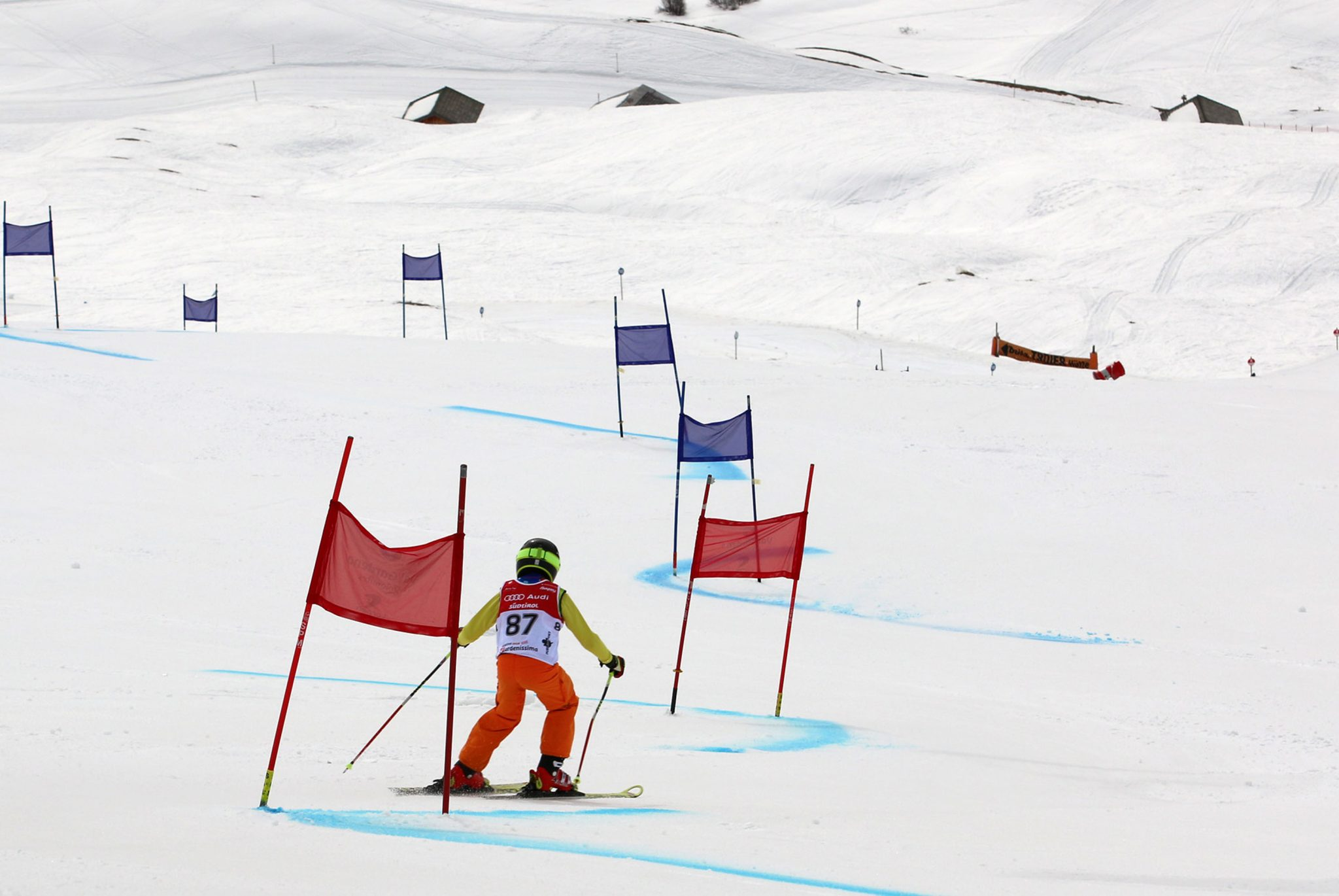 World's Longest GS Race