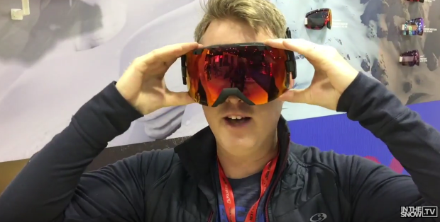 Smith Iox Turbo Fan Goggle Review Inthesnow