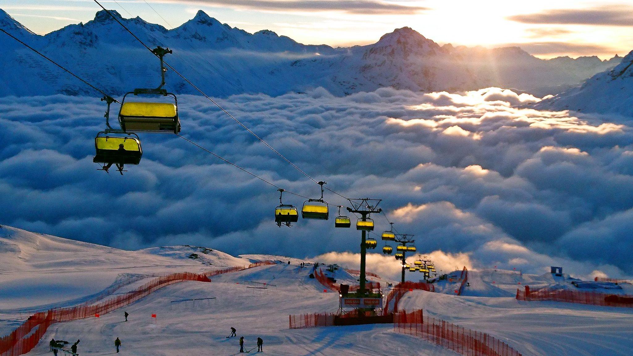 St Moritz Ski Hotels