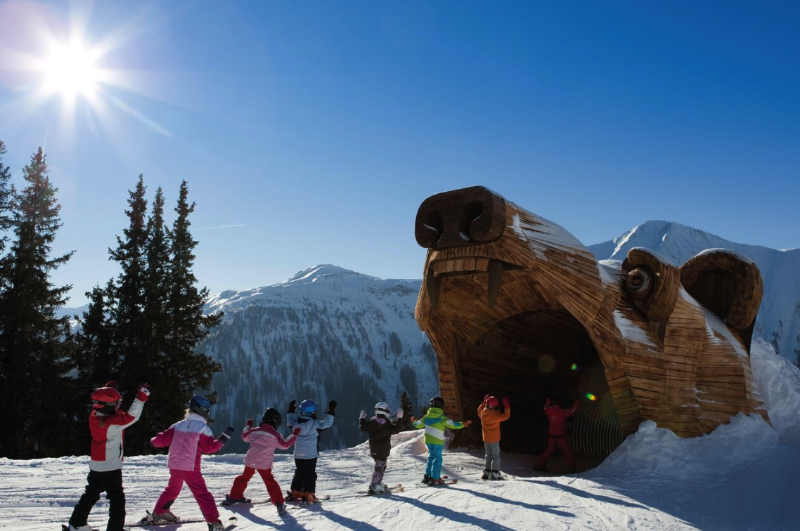 The Best Family Ski Resorts In Austria Take A Look At