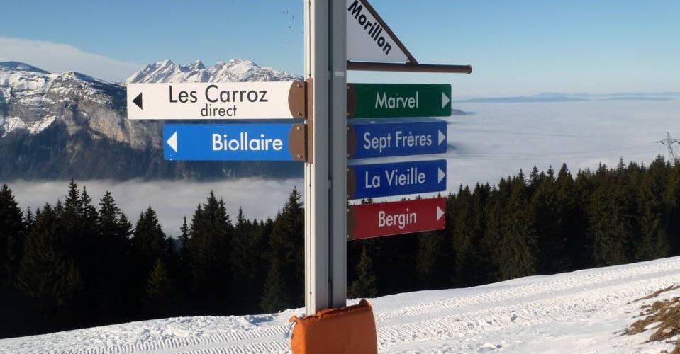 ski terminology