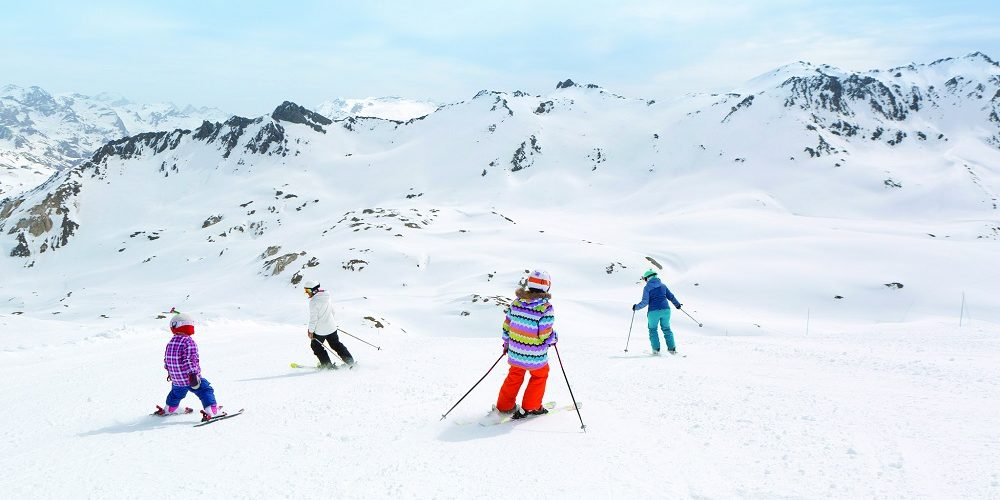 Booking your first ski holiday