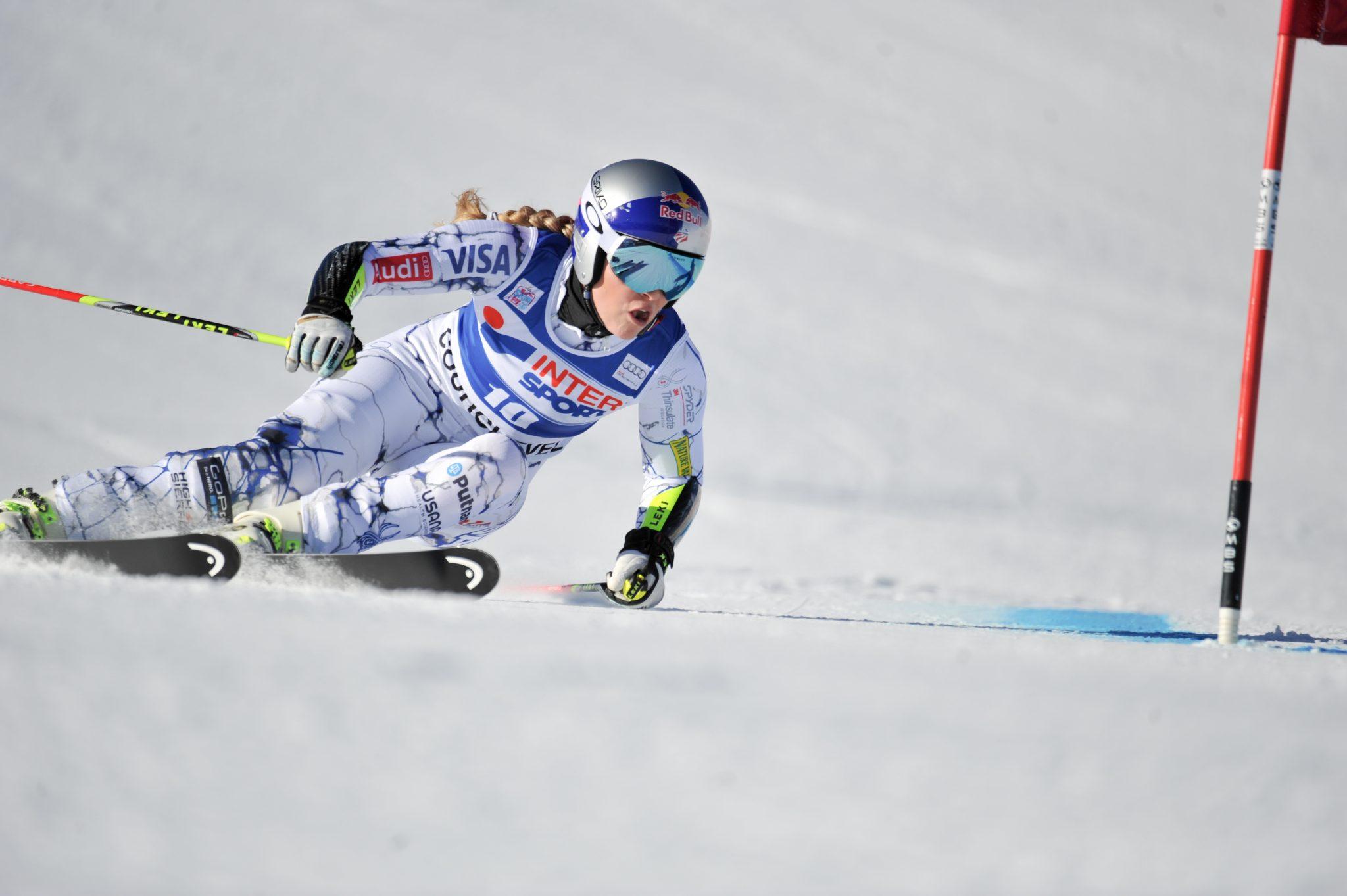 Courchevel Slalom