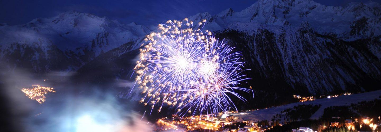 Courchevel Pyrotechnic Festival