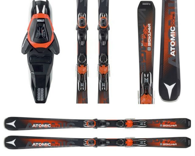 Atomic Vantage X 75 C 2018 Ski Review  1e8177502465