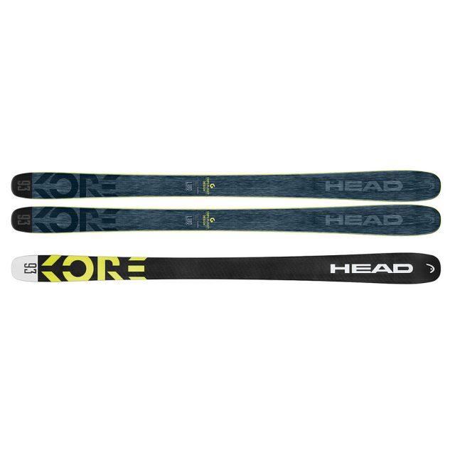 Head Kore 93 2018 Ski Review
