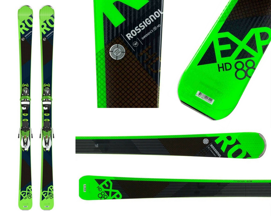 Rossignol Experience 88 Ski Review 2018