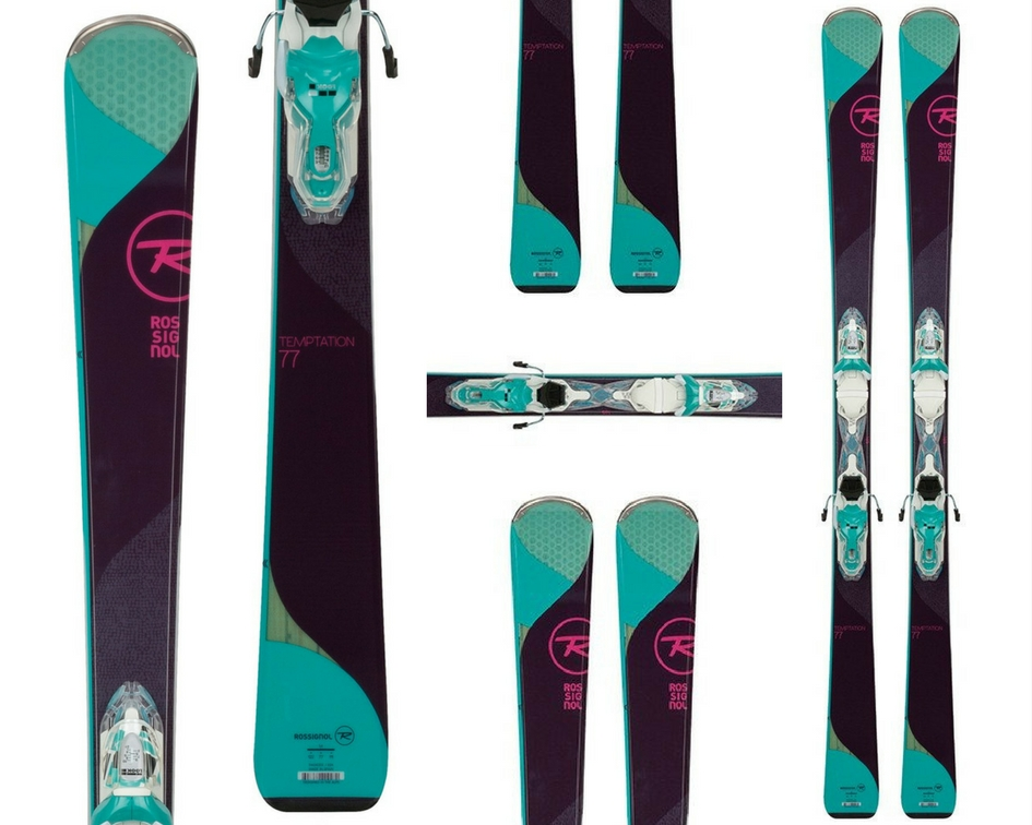 Rossignol Temptation 77 2018 Ski Review