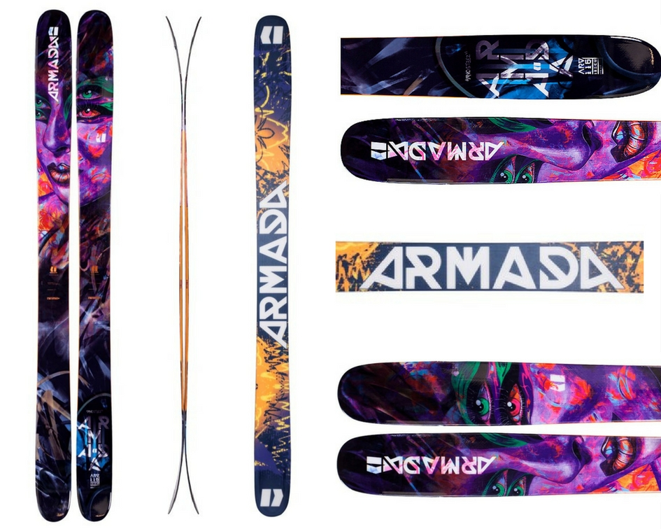 Armada ARV 116 JJ 2018 Ski Review