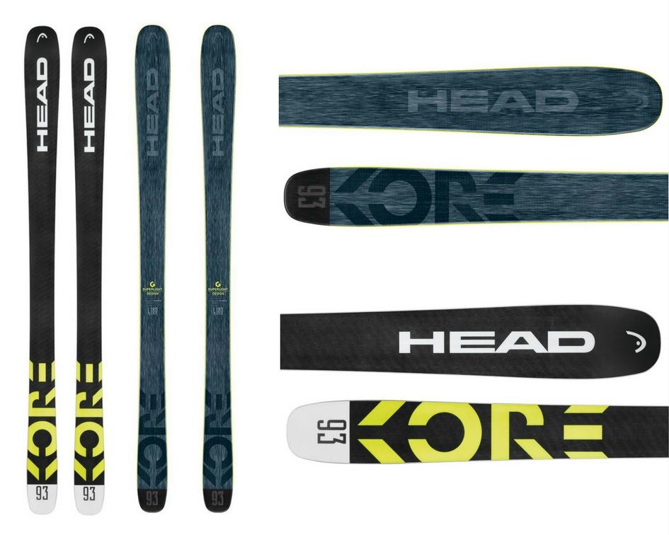 Head Kore 92 2018 Ski Review